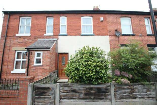 2 Bedrooms Terraced House for sale in Glebelands Road, Sale