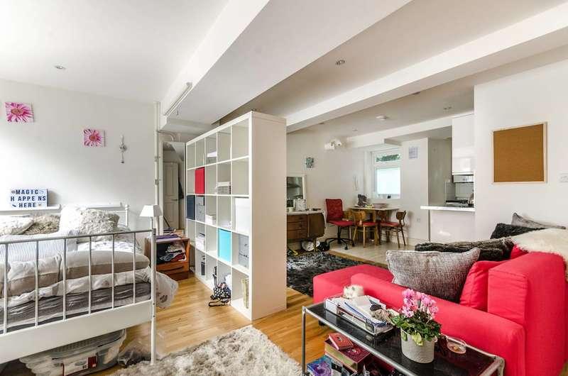 Studio Flat for sale in Rockley Court, Rockley Road, Brook Green, W14
