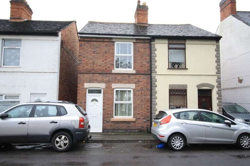 2 Bedrooms Semi Detached House for sale in Wilnecote Lane, Tamworth, Staffordshire, b77