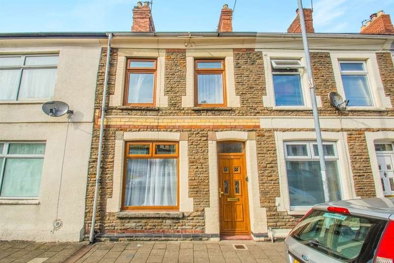 3 Bedrooms Terraced House for sale in Cyfarthfa Street, Cardiff
