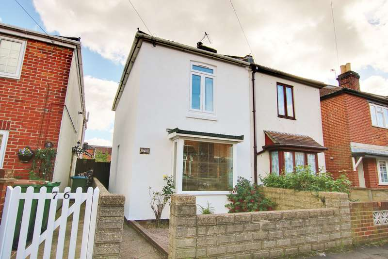 2 Bedrooms Semi Detached House for sale in Ivy Road, St Denys