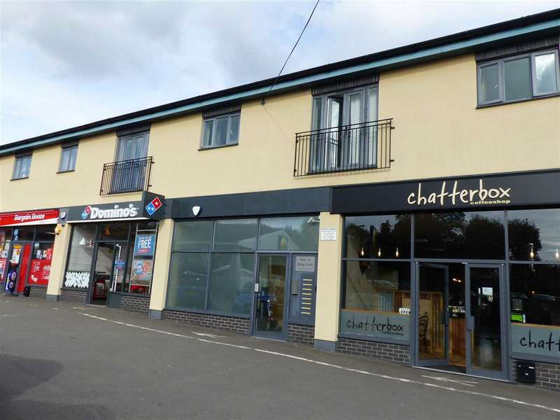 2 Bedrooms Apartment Flat for sale in Bridge Court, Bulwark, Chepstow