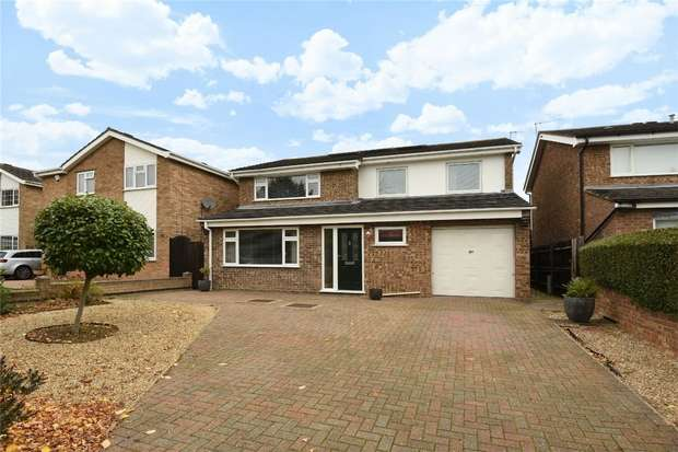 4 Bedrooms Detached House for sale in Tyne Crescent, Brickhill, Bedford