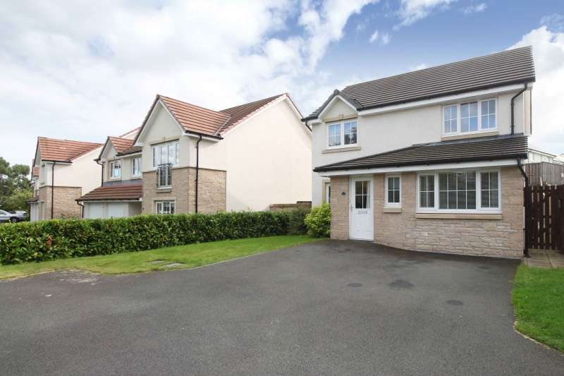 3 Bedrooms Detached House for sale in Meadow Bank, Alloa, FK10 2FD