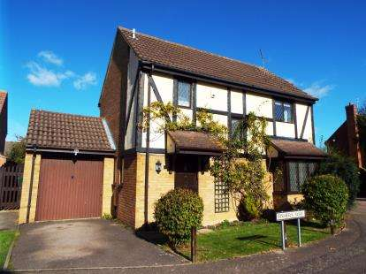 4 Bedrooms Detached House for sale in Fishers Way, Godmanchester, Huntingdon, Cambridgeshire