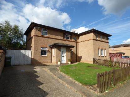 3 Bedrooms Semi Detached House for sale in Bradwell Common Boulevard, Bradwell Common, Milton Keynes, Buckinghamshire