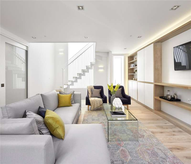 3 Bedrooms Mews House for sale in Clarendon Mews, Paddington, London, W2