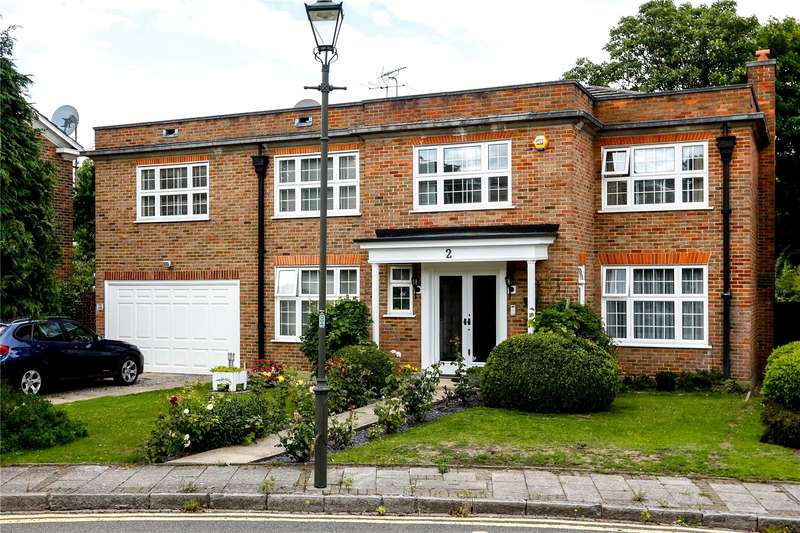 5 Bedrooms Detached House for sale in Castle Close, London, SW19