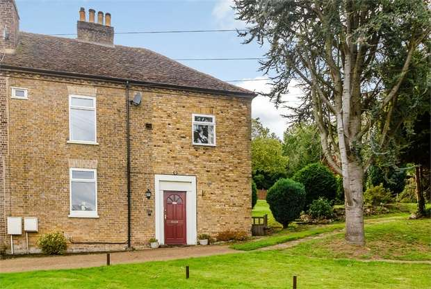 3 Bedrooms End Of Terrace House for sale in Hempstead Road, Kings Langley, Hertfordshire