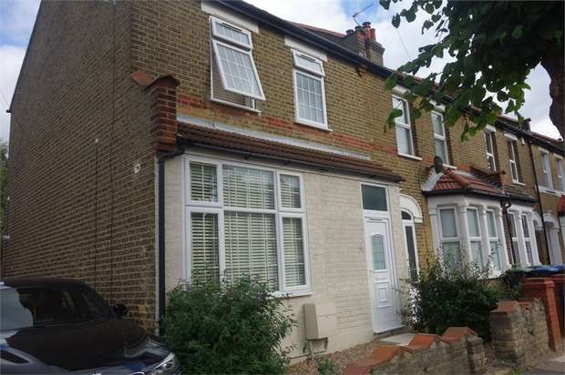 3 Bedrooms End Of Terrace House for sale in Northfield Road, Enfield, Greater London