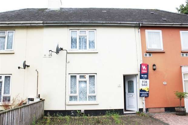 2 Bedrooms Terraced Bungalow for sale in Oakleigh Road, Barnstaple, Devon
