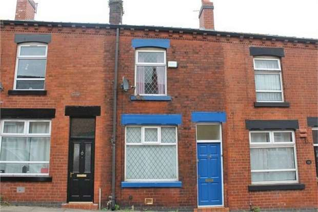 2 Bedrooms Terraced House for sale in Lawn Street, Bolton, Lancashire