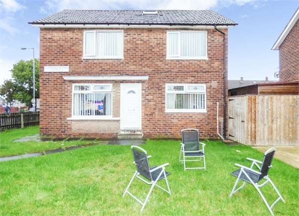 3 Bedrooms Semi Detached House for sale in Cotswold Avenue, Middlesbrough, North Yorkshire