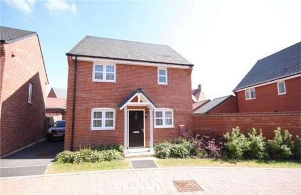 3 Bedrooms Detached House for sale in Celtic Mead, Shefford, Bedfordshire