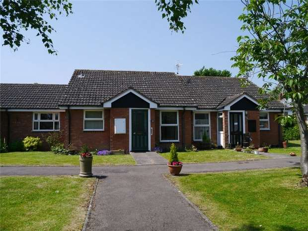 1 Bedroom Terraced Bungalow for sale in Shephard Mead, Tewkesbury, Gloucestershire