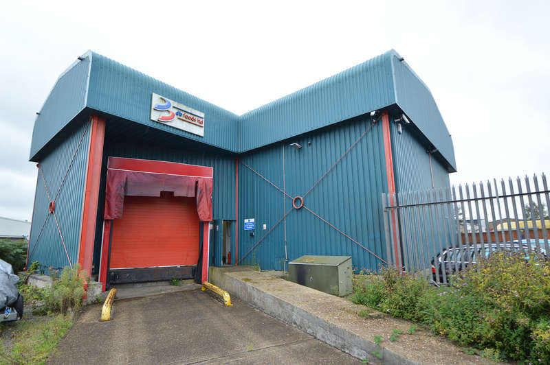 Warehouse Commercial for sale in Unit 12, 66 Cobham Road (Freehold), Ferndown Industrial Estate, Ferndown, BH21 7QJ