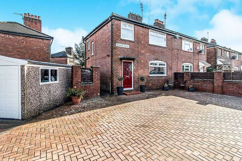 3 Bedrooms Semi Detached House for sale in Pinner Place, Burnage , Manchester, M19