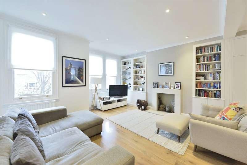 3 Bedrooms Flat for sale in Lofting Road, London, N1