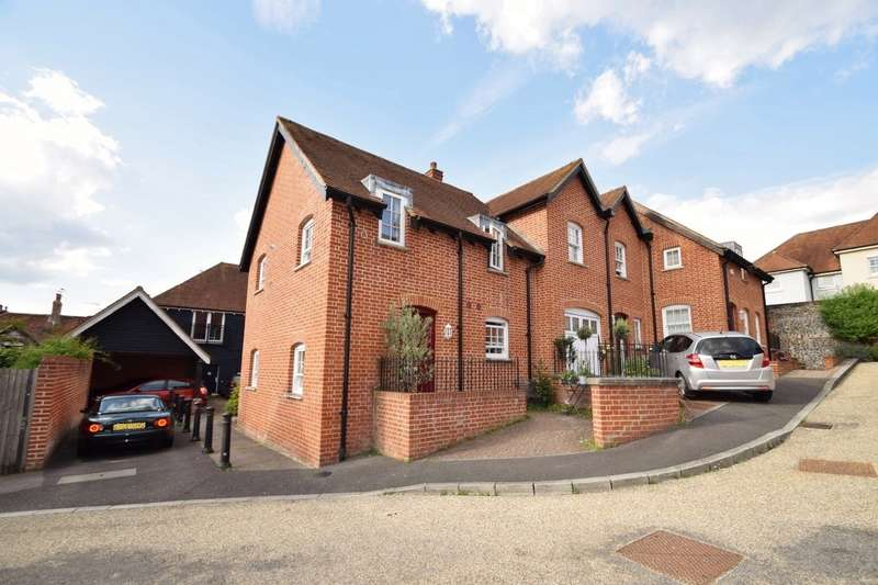 2 Bedrooms House for sale in Alresford