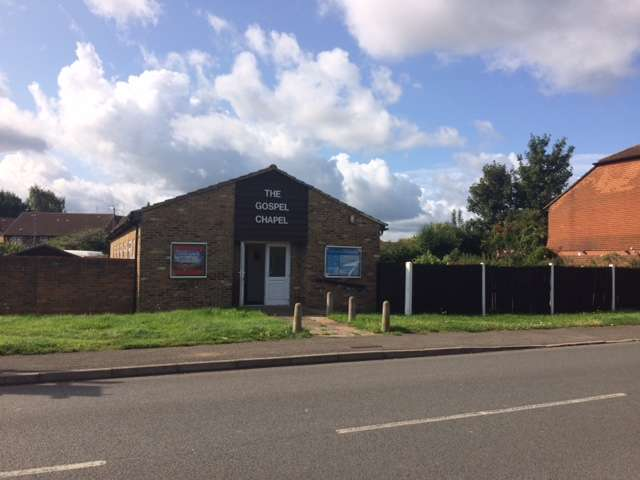 Office Commercial for sale in DATCHET GOSPEL CHAPEL,156 HORTON ROAD,DATCHET,SL3 9HJ, 156 Horton Road, Slough