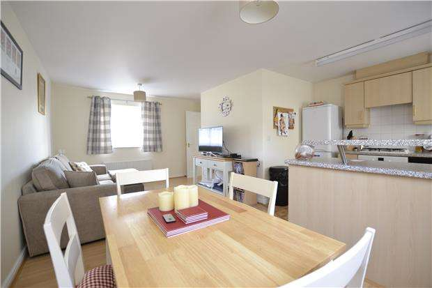 1 Bedroom Flat for sale in Bathing Place Lane, WITNEY, Oxfordshire, OX28 6AQ
