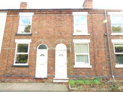 2 Bedrooms Terraced House for sale in Tamworth Road, Long Eaton, Nottingham