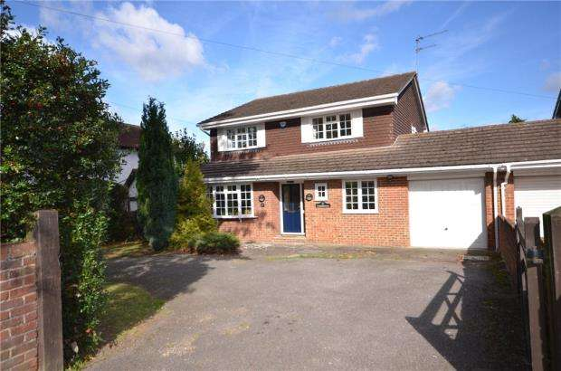 4 Bedrooms Link Detached House for sale in Oaken Grove, Maidenhead, Berkshire