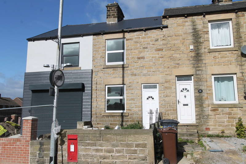 2 Bedrooms Terraced House for sale in Carlton Road, Barnsley, S71 2BN