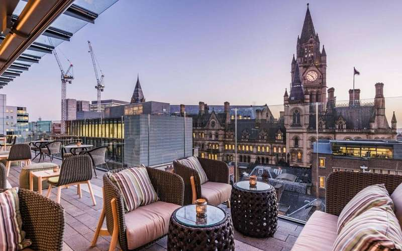 1 Bedroom Flat for sale in Manchester City Centre