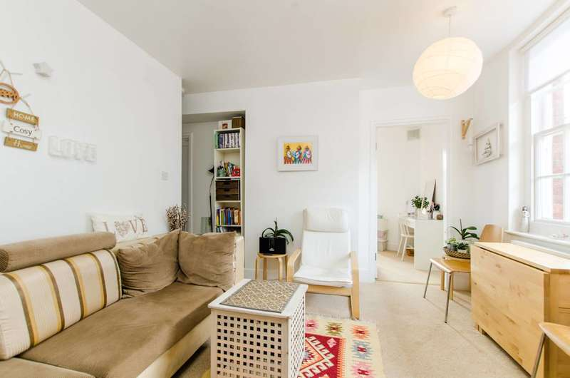 2 Bedrooms Flat for sale in Hannibal Road, Stepney, E1