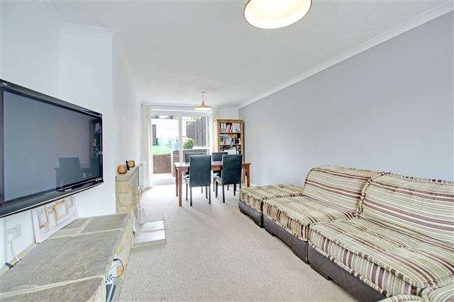 3 Bedrooms End Of Terrace House for sale in Baker Close, Southgate, Crawley