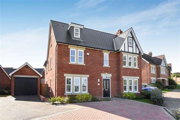 6 Bedrooms Detached House for sale in Martell Drive, Kempston