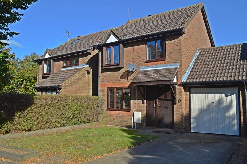 3 Bedrooms Link Detached House for sale in Wellington Drive, Welwyn Garden City, AL7