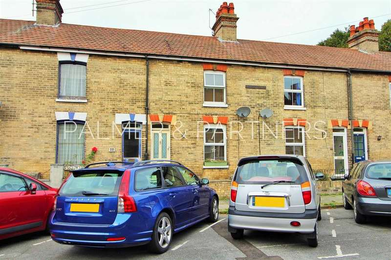 3 Bedrooms Terraced House for sale in Myrtle Grove, New Town, Colchester