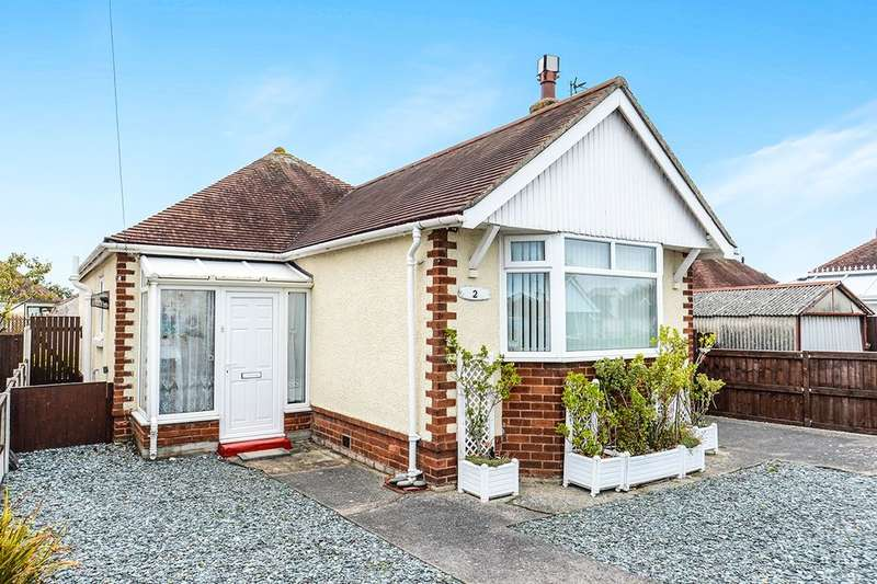 2 Bedrooms Detached Bungalow for sale in Ceri Avenue, Prestatyn, LL19