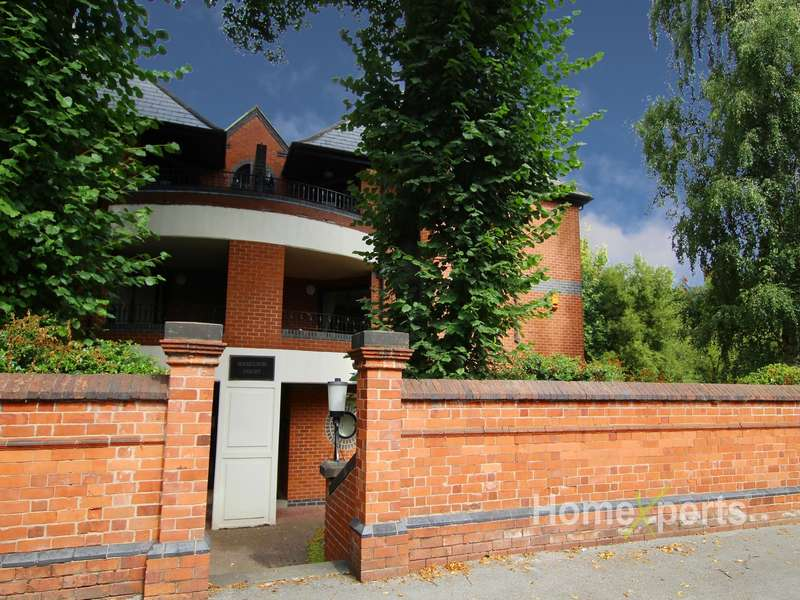 2 Bedrooms Apartment Flat for sale in Hamilton Court, The Park NG7