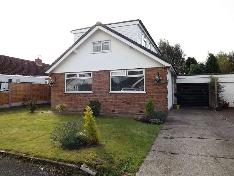 4 Bedrooms Detached Bungalow for sale in Meadow Avenue, Goostrey, CW4