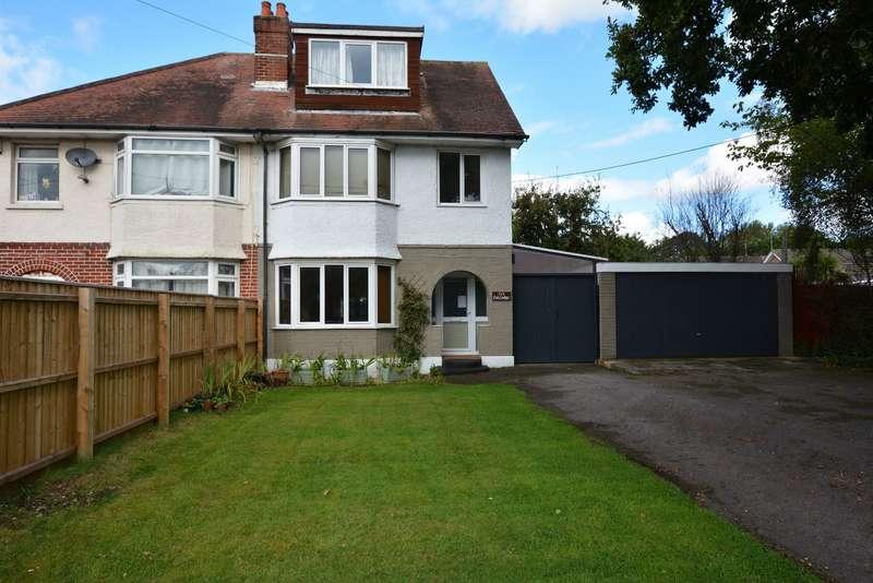 4 Bedrooms Semi Detached House for sale in Wimborne
