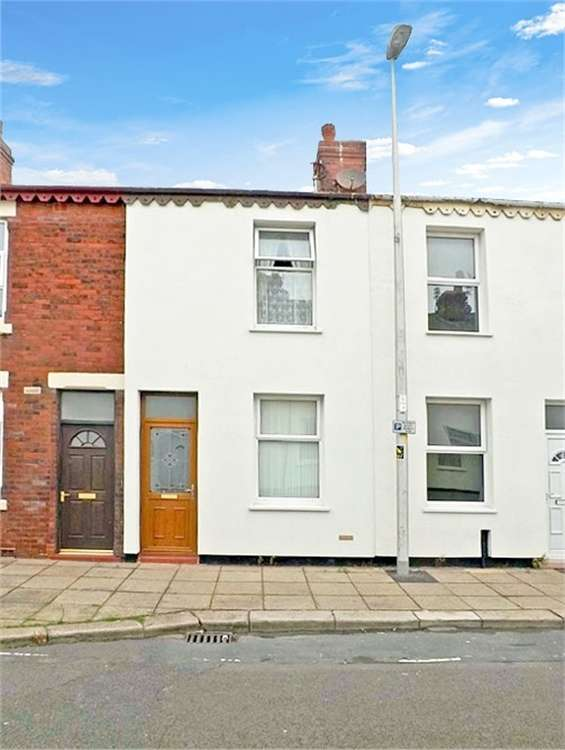2 Bedrooms Terraced House for sale in Orme Street, Blackpool, Lancashire