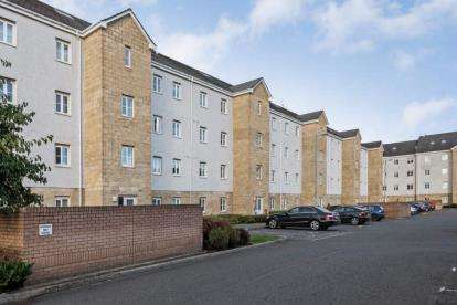 2 Bedrooms Flat for sale in Lloyd Court, Rutherglen