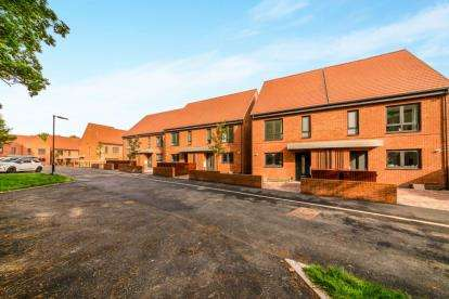 3 Bedrooms Terraced House for sale in The Charlotte At Barnes Village, Cheadle