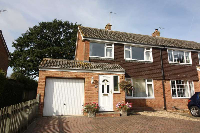 3 Bedrooms Semi Detached House for sale in Fir Tree Avenue, Wallingford
