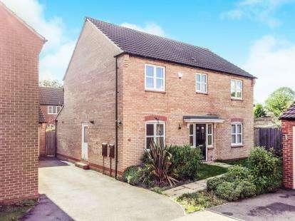 4 Bedrooms Detached House for sale in Corinthian Close, Hucknall, Nottingham, Nottinghamshire
