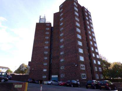 1 Bedroom Flat for sale in Carrick Point, Falmouth Road, Leicester, Leicestershire