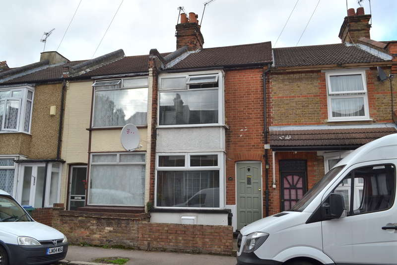 2 Bedrooms Terraced House for sale in Ridge Street, Watford
