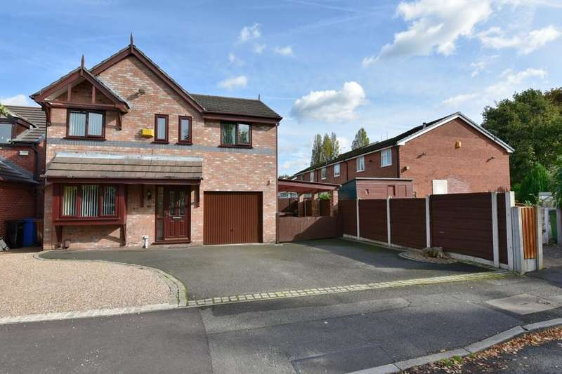 4 Bedrooms Detached House for sale in Canada Street, Heaviley, Stockport, SK2 6EF