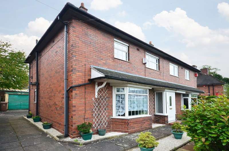 3 Bedrooms Semi Detached House for sale in ****NEW**** Newcastle Road, Trent Vale, ST4 6NT