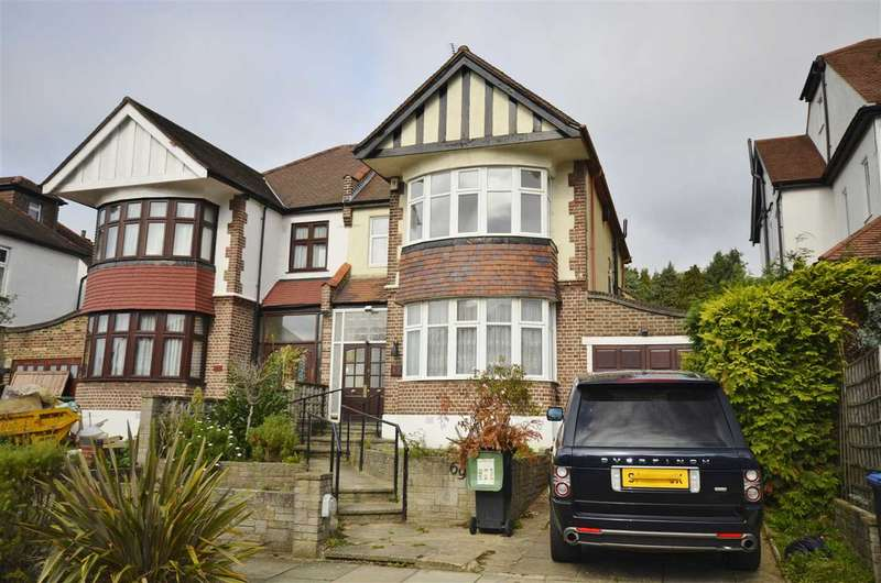 4 Bedrooms Semi Detached House for rent in Minchenden Crescent, Southgate, N14
