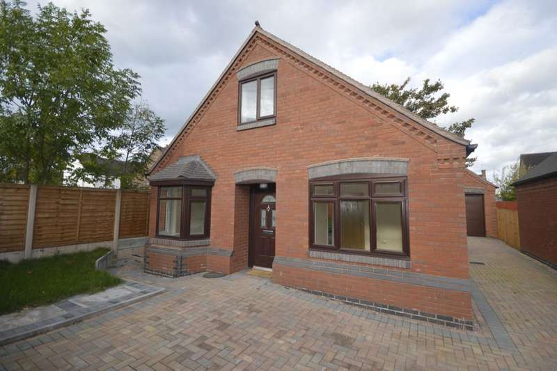 3 Bedrooms Detached Bungalow for sale in The Gables Walton Way, Stone, ST15