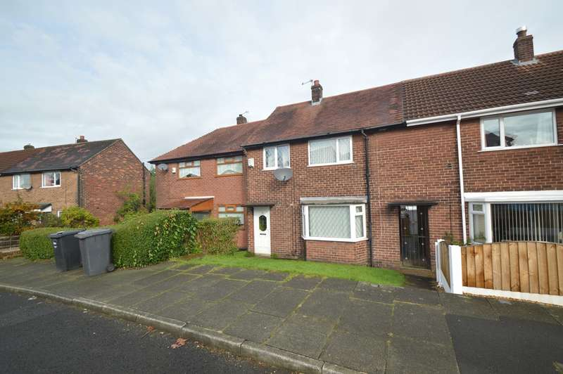 3 Bedrooms Terraced House for sale in Venwood Road, Prestwich, MANCHESTER, M25